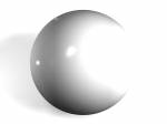 Pool Ball White