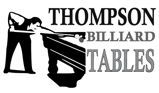 Thompson Billiard Tables Grayscale